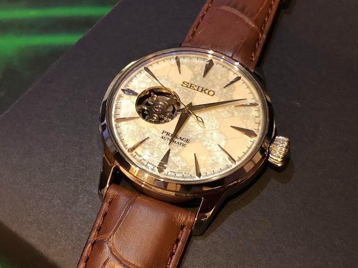 Đồng hồ Seiko SSA409J1 phiên bản giới hạn trữ cót 40 giờ - Ảnh 3