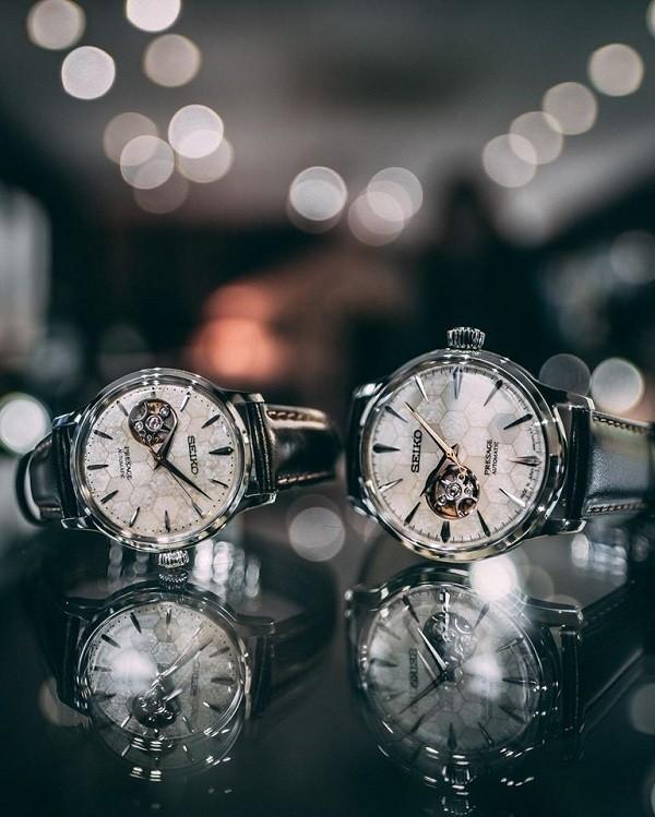 Đồng hồ Seiko SSA409J1 phiên bản giới hạn trữ cót 40 giờ - Ảnh 4