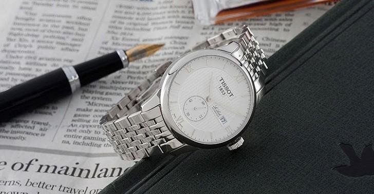 Đồng hồ Tissot T006.428.11.038.01 bộ chỉ giây riêng biệt - Ảnh 1