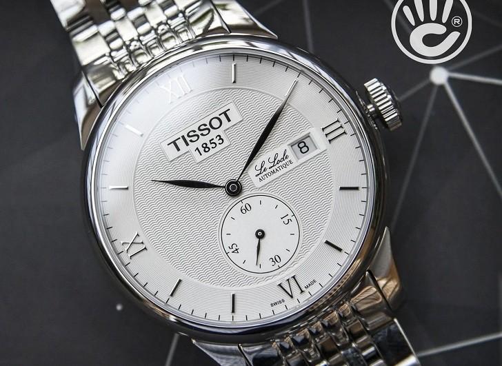 Đồng hồ Tissot T006.428.11.038.01 bộ chỉ giây riêng biệt - Ảnh 2