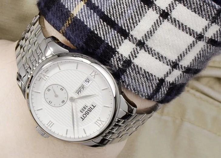 Đồng hồ Tissot T006.428.11.038.01 bộ chỉ giây riêng biệt - Ảnh 3