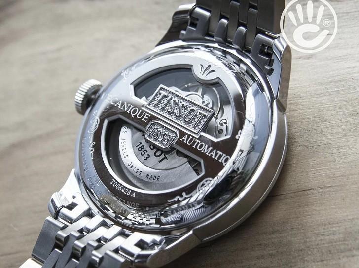 Đồng hồ Tissot T006.428.11.038.01 bộ chỉ giây riêng biệt - Ảnh 5