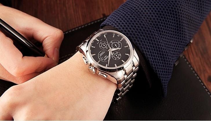 Đồng hồ Tissot T035.617.11.051.00 bộ chức năng Chronograph - Ảnh 1