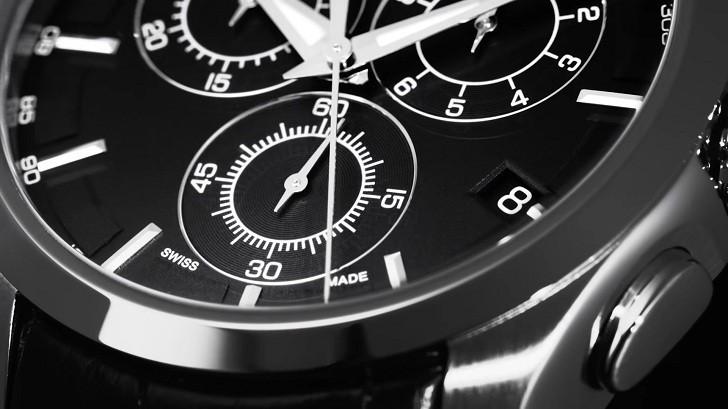Đồng hồ Tissot T035.617.11.051.00 bộ chức năng Chronograph - Ảnh 3