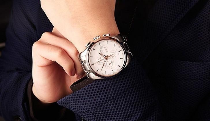 Đồng hồ Tissot T035.627.11.031.00 bộ bấm giờ chronograph - Ảnh 6