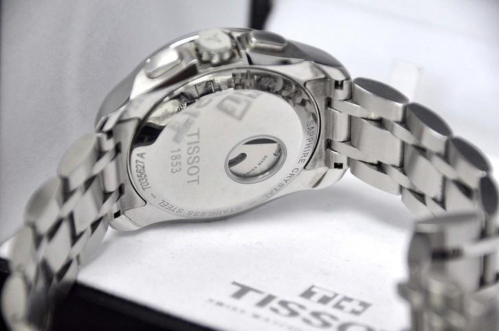 Đồng hồ Tissot T035.627.11.051.00 trữ cót lên đến 45 giờ - Ảnh 5