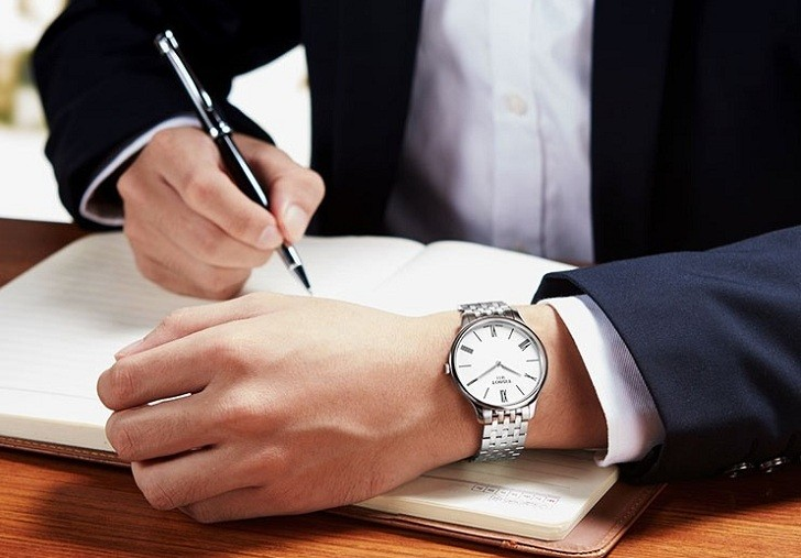 Đồng hồ Tissot T063.409.11.018.00 bộ máy quartz chính xác - Ảnh 1