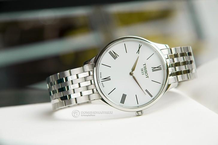 Đồng hồ Tissot T063.409.11.018.00 bộ máy quartz chính xác - Ảnh 2