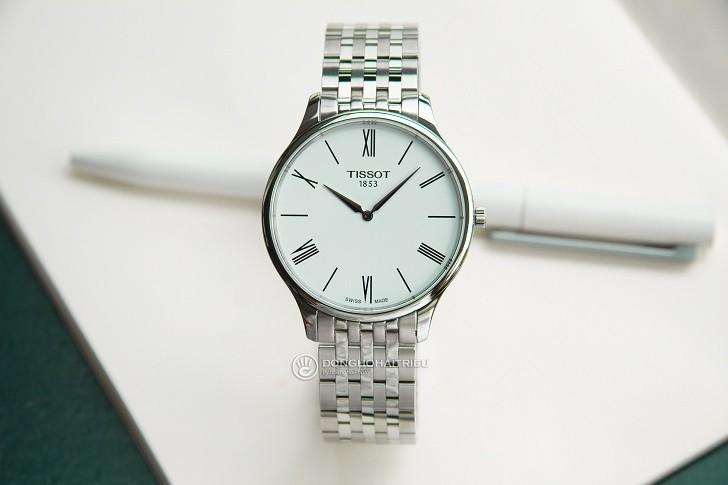 Đồng hồ Tissot T063.409.11.018.00 bộ máy quartz chính xác - Ảnh 3