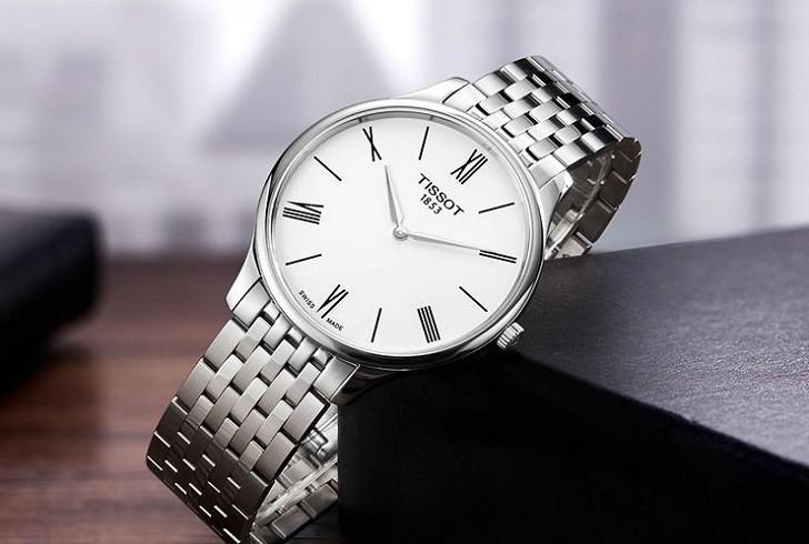 Đồng hồ Tissot T063.409.11.018.00 bộ máy quartz chính xác - Ảnh 6
