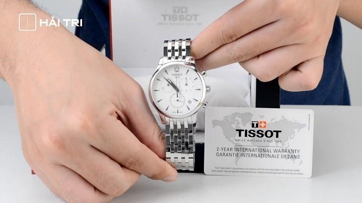 Đồng hồ Tissot T063.617.11.037.00 chức năng bấm giờ thể thao - Ảnh 6