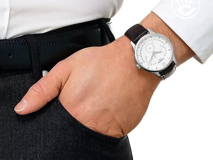 Đồng hồ Tissot T063.637.16.037.00 lịch vạn niên tiện dụng - Ảnh 1