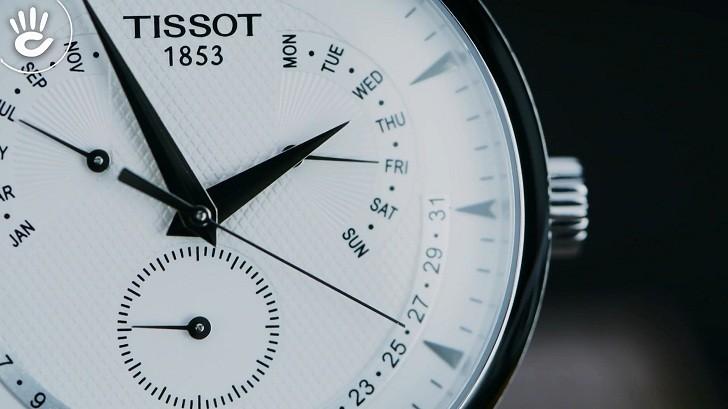 Đồng hồ Tissot T063.637.16.037.00 lịch vạn niên tiện dụng - Ảnh 3