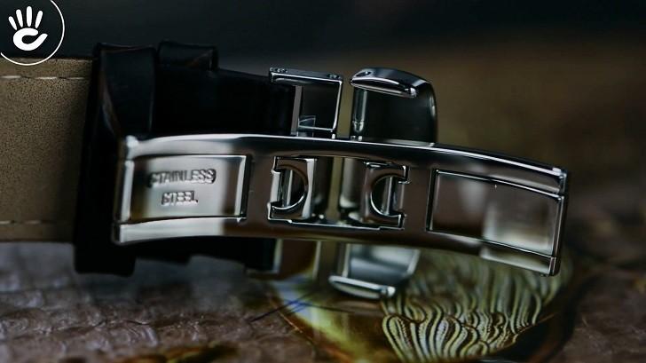 Đồng hồ Tissot T063.637.16.037.00 lịch vạn niên tiện dụng - Ảnh 4
