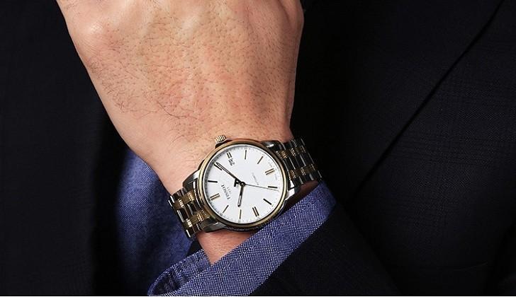 Đồng hồ Tissot T065.430.22.031.00 kính sapphire chống trầy - Ảnh 3