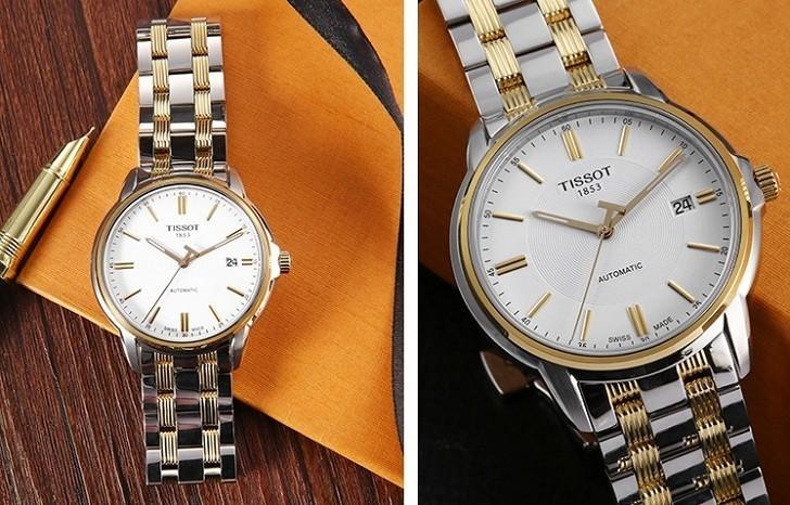 Đồng hồ Tissot T065.430.22.031.00 kính sapphire chống trầy - Ảnh 4