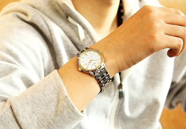 Đồng hồ Tissot T065.430.22.031.00 kính sapphire chống trầy - Ảnh 6