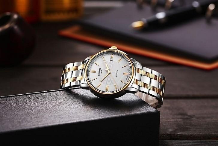 Đồng hồ Tissot T065.430.22.031.00 kính sapphire chống trầy - Ảnh 7