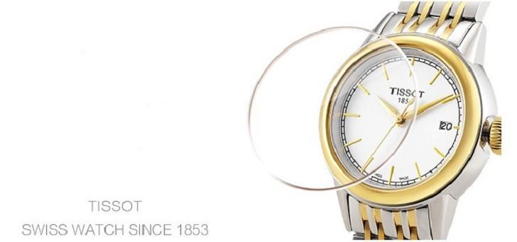Đồng hồ Tissot T085.210.22.011.00 dây đeo demi thời trang - Ảnh 3