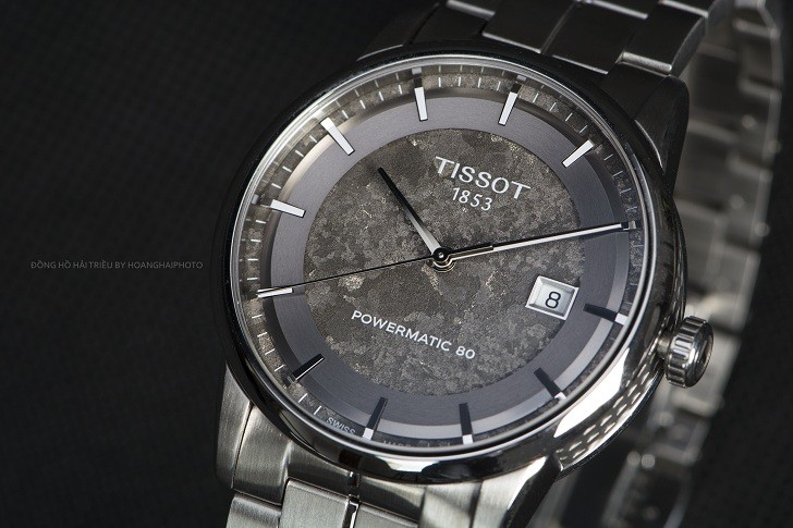 Đồng hồ Tissot T086.407.11.061.10 bộ máy automatic tinh tế - Ảnh 3