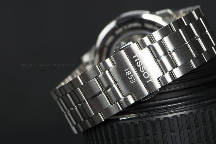 Đồng hồ Tissot T086.407.11.061.10 bộ máy automatic tinh tế - Ảnh 4