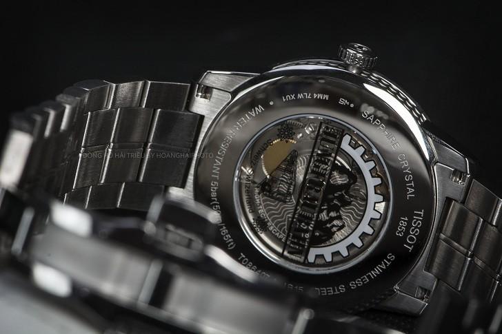 Đồng hồ Tissot T086.407.11.061.10 bộ máy automatic tinh tế - Ảnh 5