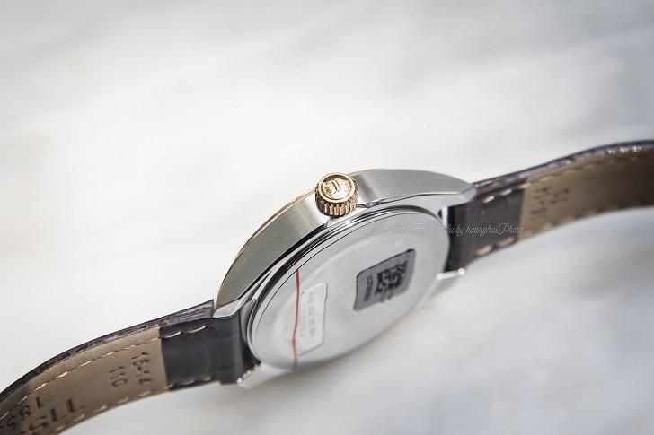 Đồng hồ Tissot T101.210.26.036.00 vạch số đính kim cương - Ảnh 6