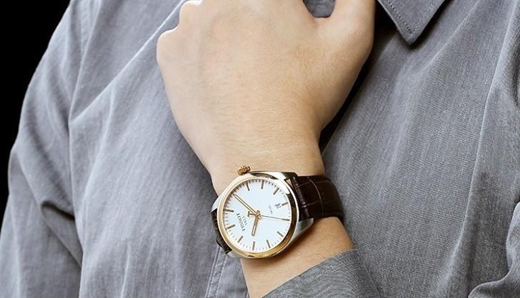 Đồng hồ Tissot T101.410.26.031.00 bộ máy quartz chính xác - Ảnh 1