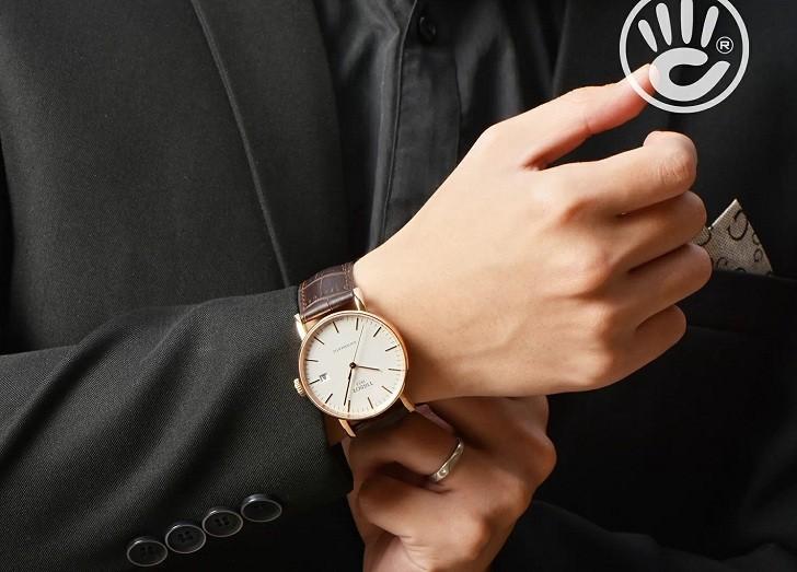 Đồng hồ Tissot T109.407.36.031.00 dây da chính hãng bền bỉ - Ảnh 1