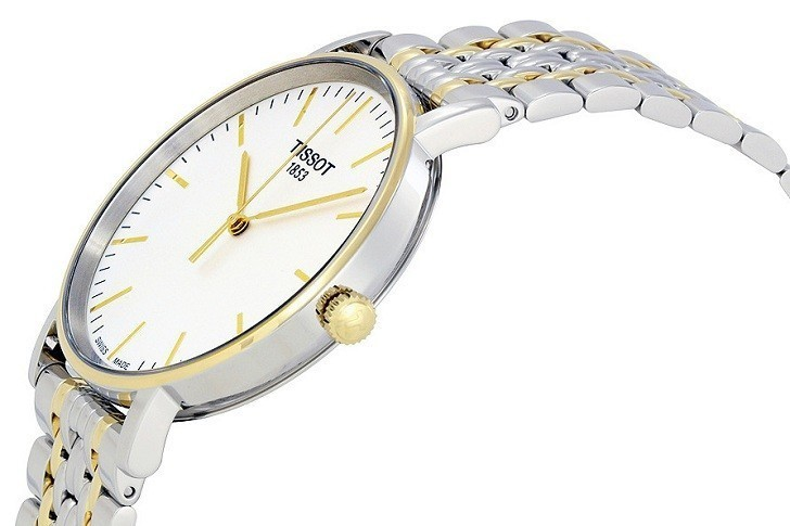 Đồng hồ Tissot T109.410.22.031.00 phiên bản Thụy Sỹ giá rẻ - Ảnh 2