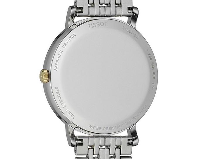 Đồng hồ Tissot T109.410.22.031.00 phiên bản Thụy Sỹ giá rẻ - Ảnh 5