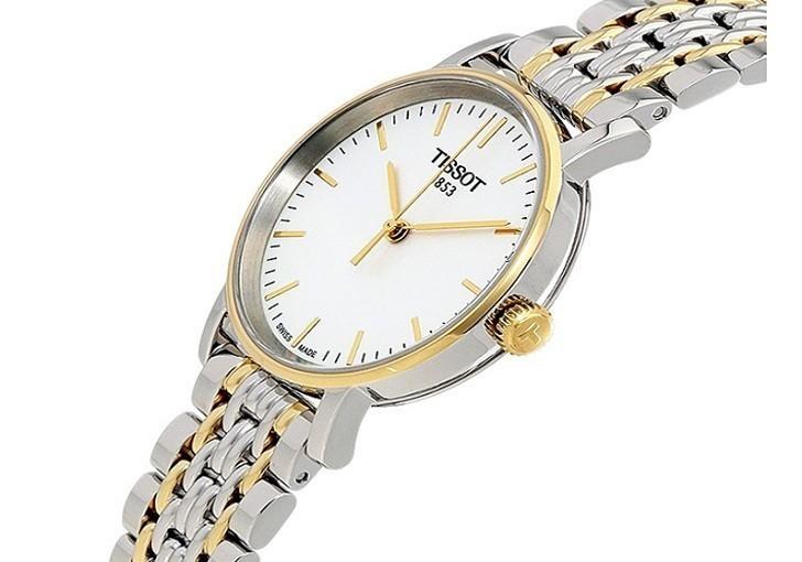 Đồng hồ Tissot T109.410.22.031.00 phiên bản Thụy Sỹ giá rẻ - Ảnh 6