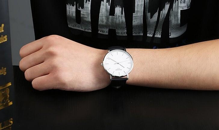 Đồng hồ Tissot T109.610.16.031.00 bộ dây da chính hãng - Ảnh 1