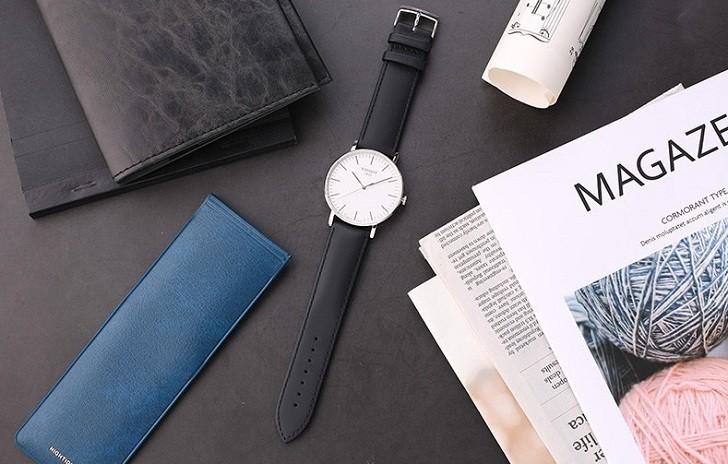 Đồng hồ Tissot T109.610.16.031.00 bộ dây da chính hãng - Ảnh 4