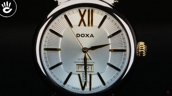 Đồng hồ Doxa D183TSV thuyết phục người mua bởi 5 lý do - Ảnh: 5