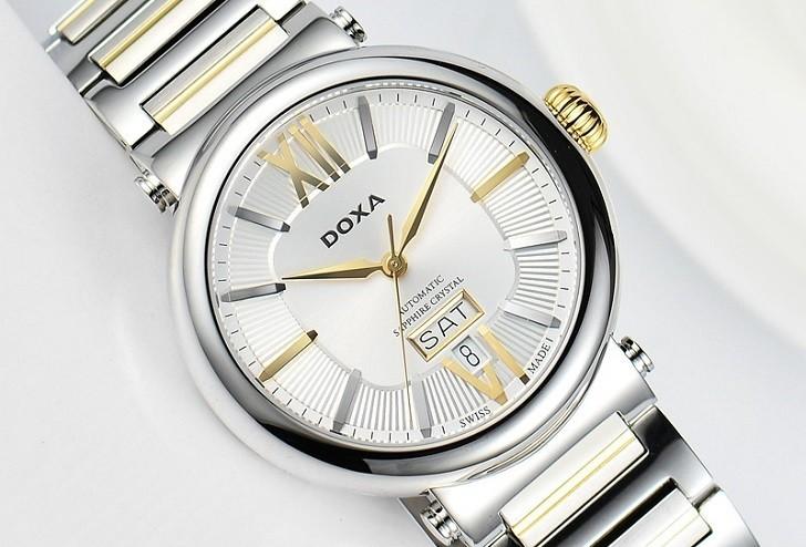 Đồng hồ Doxa D183TSV thuyết phục người mua bởi 5 lý do - Ảnh: 2
