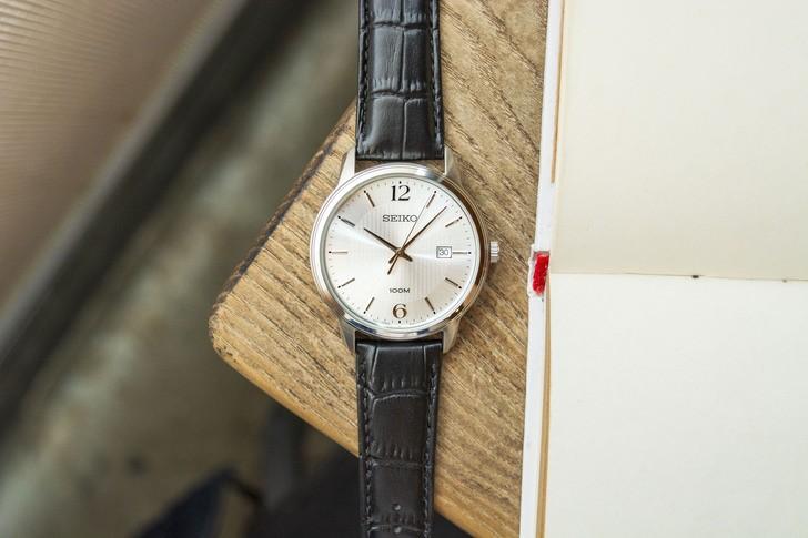 Đồng hồ Seiko SUR265P1 giá rẻ, thay pin miễn phí trọn đời - Ảnh 1