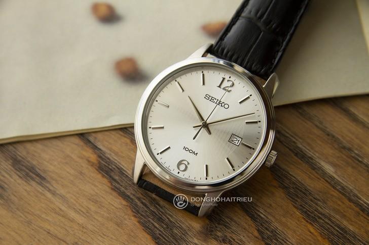Đồng hồ Seiko SUR265P1 giá rẻ, thay pin miễn phí trọn đời - Ảnh 2