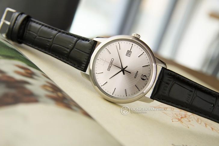 Đồng hồ Seiko SUR265P1 giá rẻ, thay pin miễn phí trọn đời - Ảnh 3