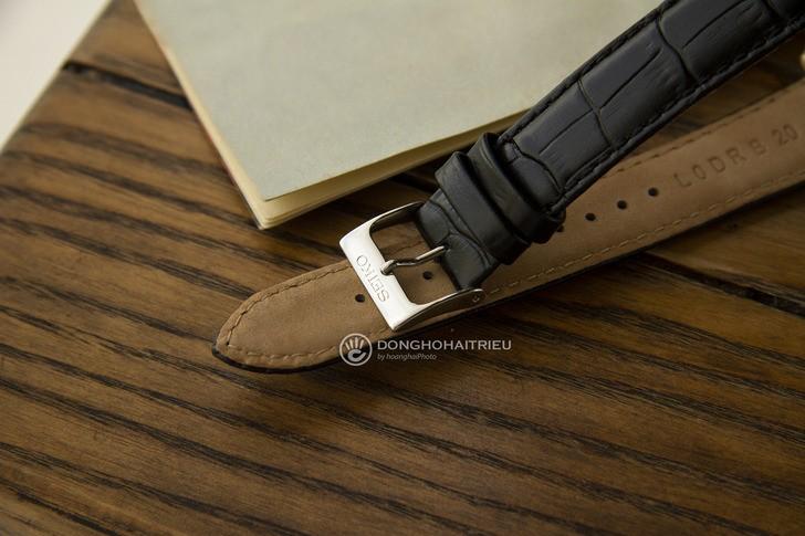 Đồng hồ Seiko SUR265P1 giá rẻ, thay pin miễn phí trọn đời - Ảnh 4