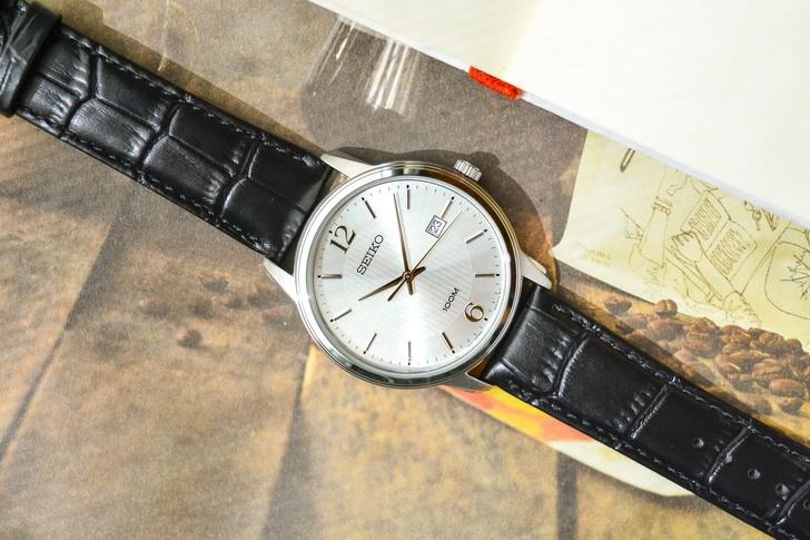 Đồng hồ Seiko SUR265P1 giá rẻ, thay pin miễn phí trọn đời - Ảnh 5