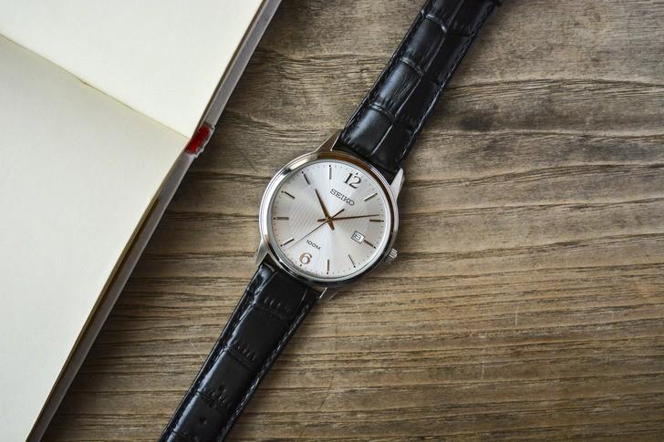 Đồng hồ Seiko SUR265P1 giá rẻ, thay pin miễn phí trọn đời - Ảnh 7