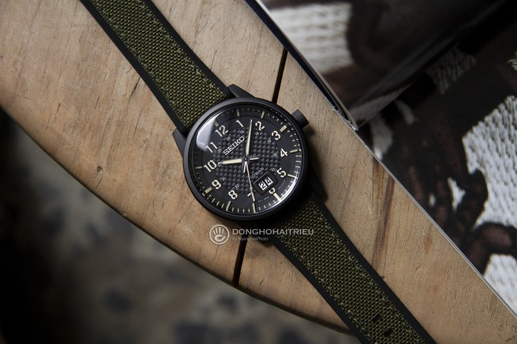 Đồng hồ Seiko SUR325P1 100% chính hãng Nhật Bản, siêu bền - Ảnh 1