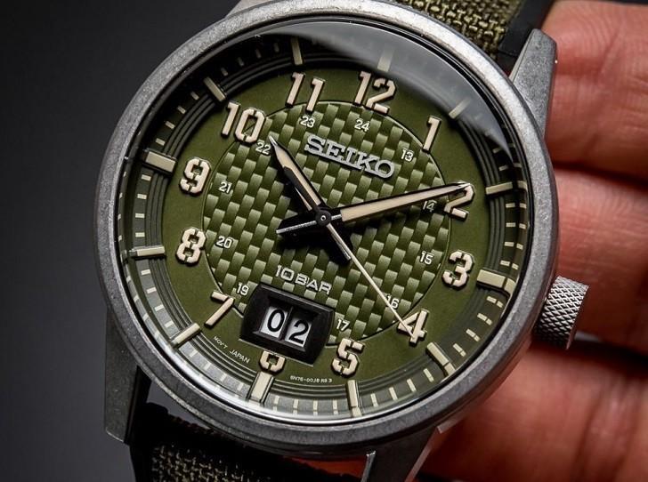Đồng hồ Seiko SUR325P1 100% chính hãng Nhật Bản, siêu bền - Ảnh 6