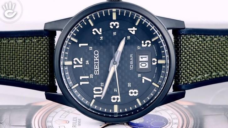 Đồng hồ Seiko SUR325P1 100% chính hãng Nhật Bản, siêu bền - Ảnh 8