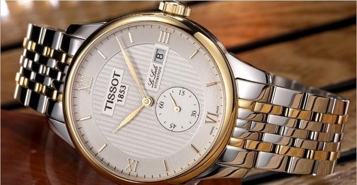 Đồng hồ Tissot T006.428.22.038.01 chức năng giây riêng biệt - Ảnh 1