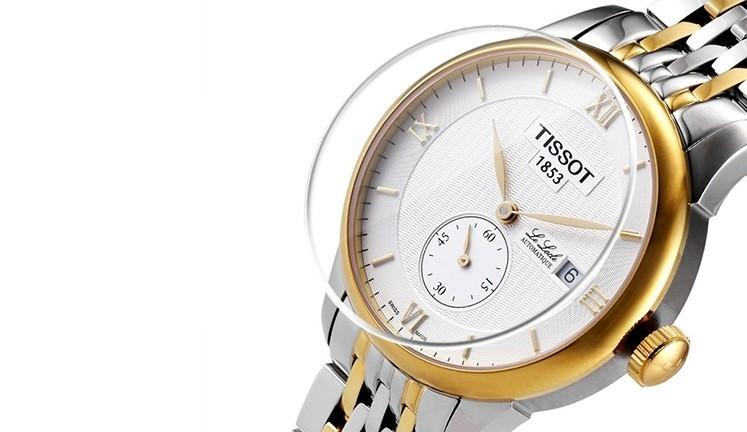 Đồng hồ Tissot T006.428.22.038.01 chức năng giây riêng biệt - Ảnh 3
