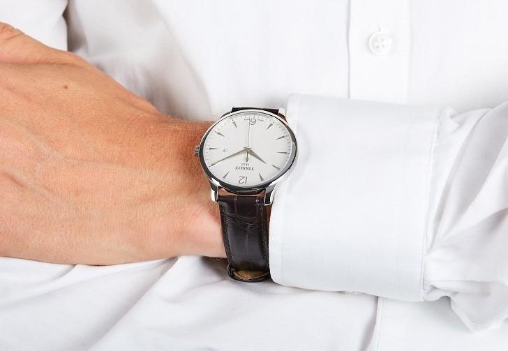 Đồng hồ Tissot T063.610.16.037.00 máy quartz chính xác cao - Ảnh 1