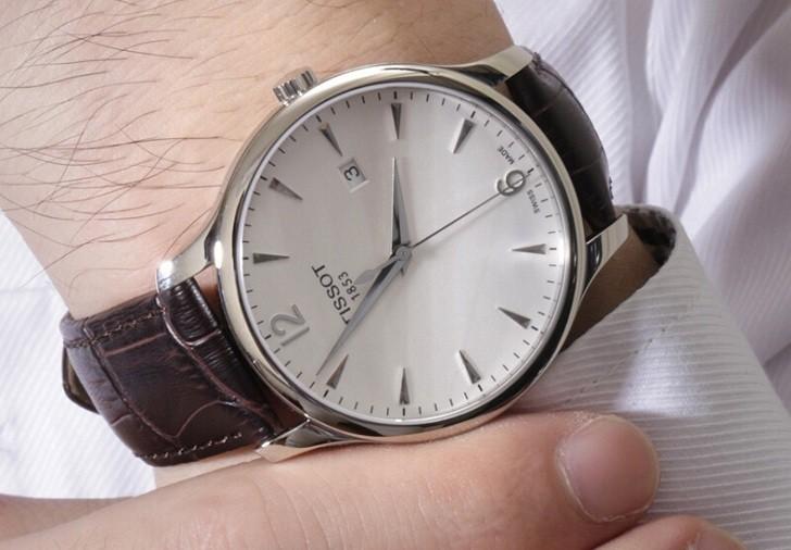 Đồng hồ Tissot T063.610.16.037.00 máy quartz chính xác cao - Ảnh 3