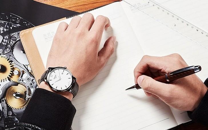 Đồng hồ Tissot T063.610.16.037.00 máy quartz chính xác cao - Ảnh 4